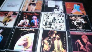 Rolling Stones ****COLLECTION  Rare Picture CD's & Box Sets
