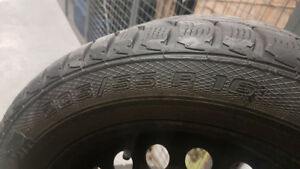 Gislaved Nordfrost 5 205 55 16 Winter Tires