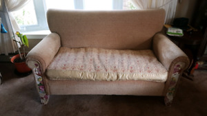 One of a kind loveseat