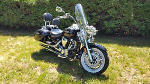2005 Yamaha Road Star Limited Canadian Special Edition