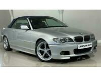 2005 BMW 3 Series 2.5 325Ci 325 Sport 2dr Convertible Petrol Manual