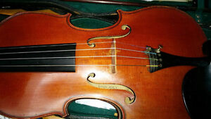 french Violin from1890's