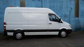 2013 Mercedes-Benz Sprinter 2.1TD 313CDI MWB ONLY 73000 MILES FROM NEW,cars,