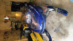 parting out a 2003 grand touring v1000 4 stroke