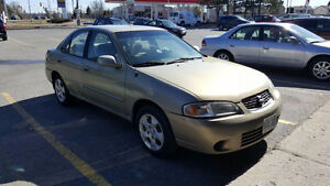 2003 Nissan Sentra GXE - GOOD CONDITION