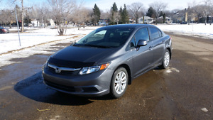2012 Honda Civic 5 Speed