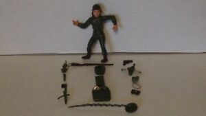 Toy Army Soldier with Accessories