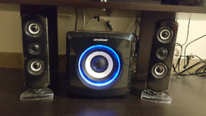 2.1 speakers with subwoofer