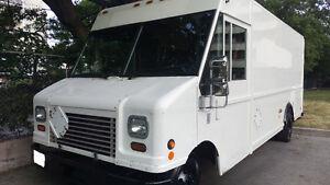 2006 Ford Utilimaster Step Van Food Tuck Grumman Stepvan Deliver