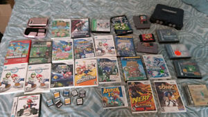 Various games and systems