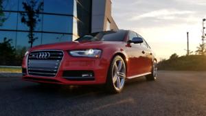 Audi S4 2013 - Excellente Condition - Bas Kms
