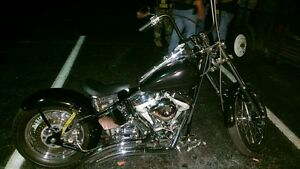 Custom Chopper - 110