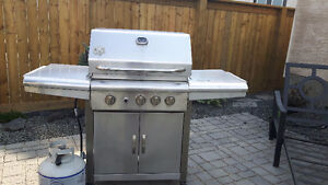 Stainless Steel Gas BBQ
