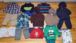 Lot Vêtement garçon 6 à 12 mois