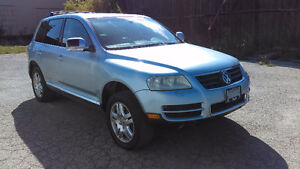 2004 Volkswagen Touareg V8 in good condition ( Lots of new parts