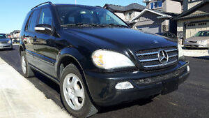 2003 Mercedes-Benz M-Class LIMITED SUV, Crossover