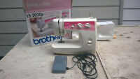 Sewing machine - Brother LS 2020P