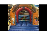 Bouncey castle for hire