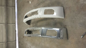 Front bumpers 2015 and up