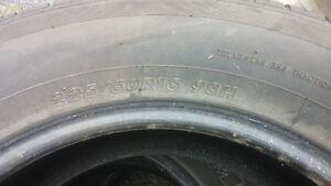 set of summer tires