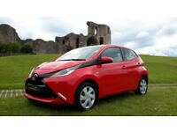 JAN 2015 TOYOTA AYGO VVT-i X PLAY WITH X TOUCH & X-NAV. ONLY 26000 MILES.