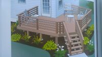 Decks Fences and Much More