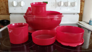 Plats Tupperware