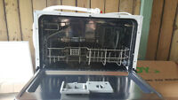 BRAND NEW PORTABLE DISHWASHER TABLE TOP OR COUNTER TOP