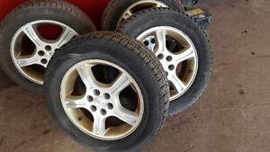 6 bolt chevy uplander/montana rims and tires