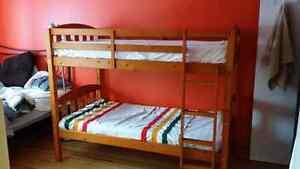 Lits lit superposés bunkbed bunk bed