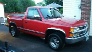 89 Chevy pickup