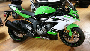 2015 NEW Ninja ZX-6R ABS SE 1 LEFT SAVE $3350.00 WOW