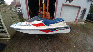 Yamaha Waverunner, Trade For Portable Welder