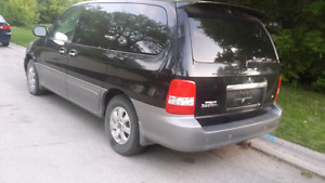 2004 Kia Sedona Ex  2004  Leather