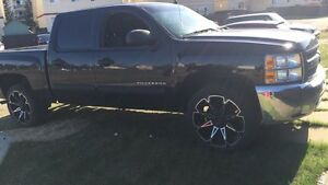 tires/rims 20's **reduced**