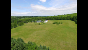 53 Acres & House in Prince Edward Island