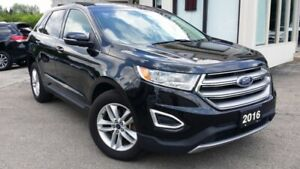 2016 Ford Edge SEL AWD - LEATHER! NAV! BACK-UP CAM!