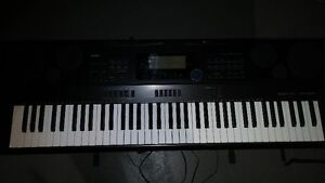 Casio WK-6500 Keyboard with Stand