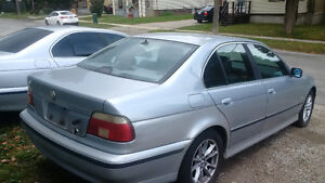 1998 BMW 528i e39 complete part out Kitchener / Waterloo Kitchener Area image 3