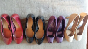 Dress shoes 4 pairs for $20