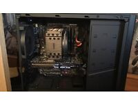 Scan I7 6700k Skylake Gaming PC 4GB EVGA GTX 980 16GB Corsair Vengeance 2666Mhz