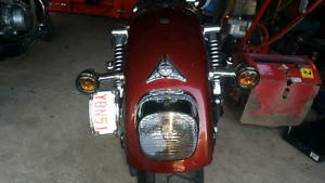 Harley Davidson  call 647 2747, or 832 0110 after 7