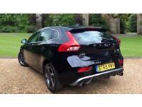 2015 Volvo V40 T2 R-Design Nav Keyless Drive Automatic Petrol Hatchback