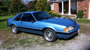 1988 mustang lx