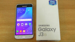 Brand new in box Samsung galaxy j3 220/= Regina Regina Area image 1