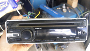 Sony xplode cd deck for sale
