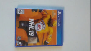 NHL19 for PS4 brand new