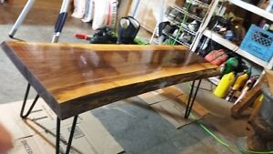 Rustic/Live Edge Creations - Custom Work Kitchener / Waterloo Kitchener Area image 4
