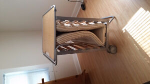 Foldaway Single Bed - $40 OBO