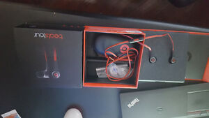 Never Used Beats by Dr. Dre  Beats Tour 2.0 In-Ear Headphones